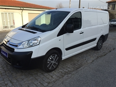 Citroen Jumpy 2.0HDi 130cv Longa iva dedutivel A.C.
