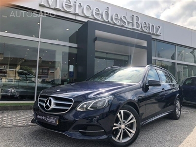 Mercedes-Benz Classe E 300 BT Hybrid Station Avantgarde