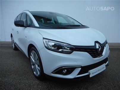 Renault Grand Scénic 1.7 Blue dCi Limited (120cv) (5p)
