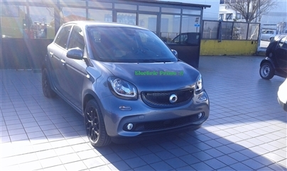 Smart Forfour Electric Drive Prime (82cv) (5p)