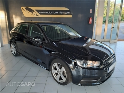 Audi A3 1.6 TDI Attraction Ultra (110cv) (3p)