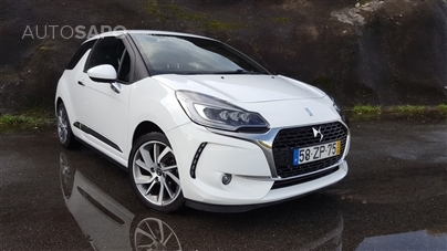 DS DS3 1.2 PureTech Drive Efficiency (82cv) (3p)