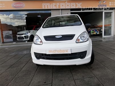 Microcar M.Go Dynamic