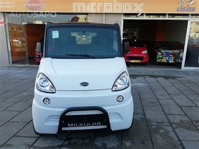 Microcar M.Go Flex Highland X
