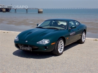 Jaguar XKR 4.0 Coupé (363cv) (2p)