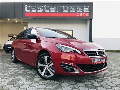 Peugeot 308 SW 2.0 BlueHDi Allure J17 EAT6 (150cv) (5p)