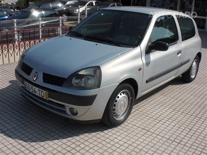 Renault Clio 1.5 dCi 65 Authentique (65cv) (3p)