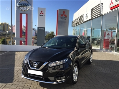 Nissan Qashqai N-Connecta Business
