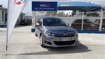Citroen C4 1.6 BlueHDi Feel (100cv) (5p)