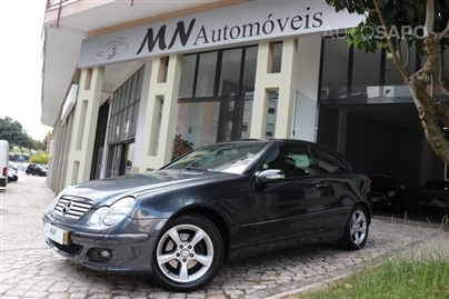 Mercedes-Benz Classe C 200 CDi Evolution Aut. (122cv) (3p)