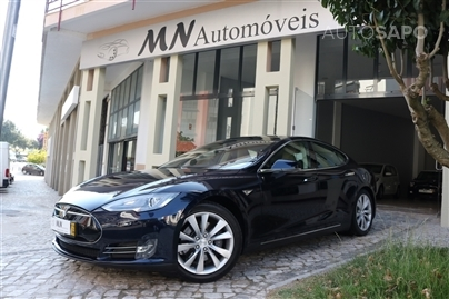 Tesla Model S 85 Performance (421cv) (5p)