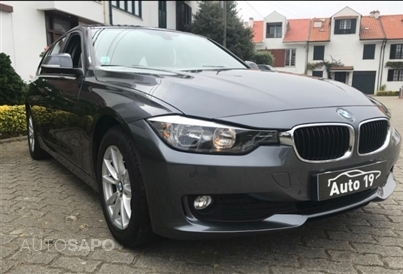 BMW Série 3 316 d Touring Line Luxury (116cv) (5p)