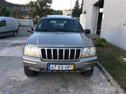 Jeep Grand Cherokee 3.1 TD Limited (140cv) (5p)