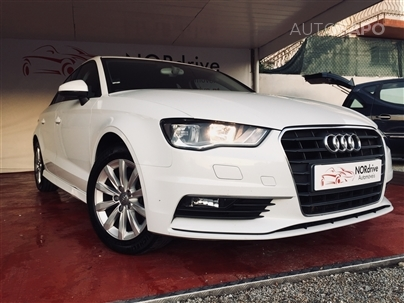 Audi A3 1.6 TDi Business Line Attraction (105cv) (4p)