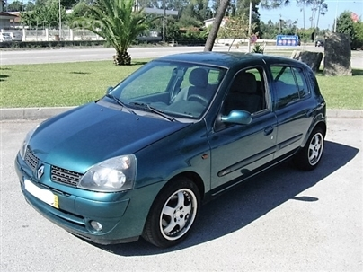 Renault Clio 1.5 dCi Authentique (65cv) (5p)