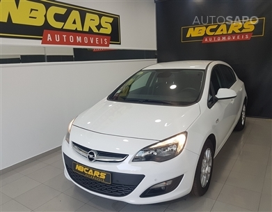 Opel Astra 1.6 CDTi Executive Start/Stop (110cv) (5p)