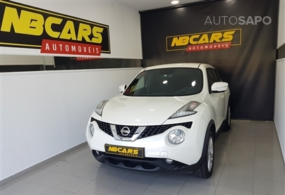 Nissan Juke 1.5 dCi N-Connecta Pack Exterior 1 London White (110cv) (5p)