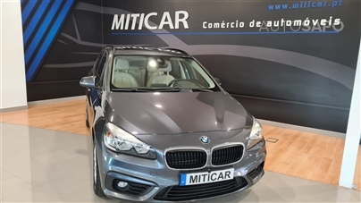 BMW Série 2 Active Tourer 216 d Line Luxury (116cv) (5p)