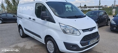 Ford Transit 280S 2.2 TDCi Curta-T.Normal (125cv) (5p)