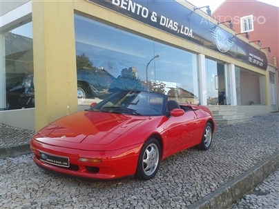 Lotus Elan 1.6 Turbo SE M100