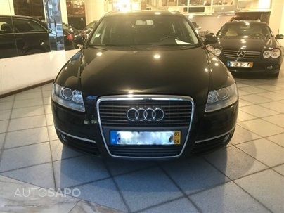Audi A6 Avant 2.0 TDi Exclusive Multi. (140cv) (5p)
