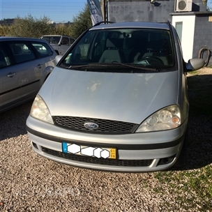 Ford Galaxy 1.9 TDi Ghia (115cv) (5p)