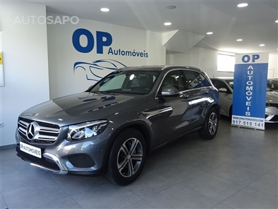 Mercedes-Benz Classe GLC  d Executive  Auto-9G 4Matic