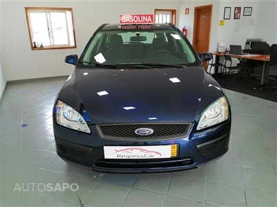 Ford Focus Station 1.4 Connection (80cv) (5p)