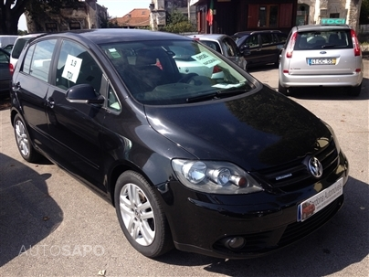 Volkswagen Golf Plus Plus 1.9 TDi BlueMotion Confortline (105cv) (5p)