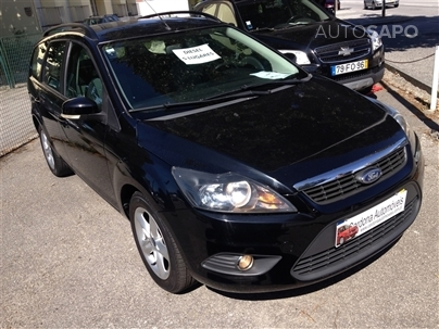 Ford Focus Station 1.6 TDCi Sport (90cv) (5p)