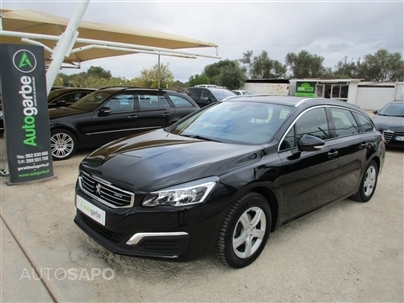 Peugeot 508 SW 1.6 BlueHDi 120CV BUSINESS PACK
