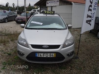 Ford Focus Station 1.6 TDCi Sport CVT (109cv) (5p)