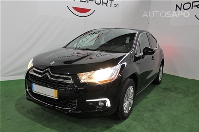 Citroen DS4 1.6 BlueHDi Chic (120cv) (5p)