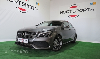 Mercedes-Benz Classe A 180 D Business Executive Pack AMG