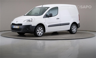 Peugeot Partner 1.6 HDi L1 Pack CD Clim 3L