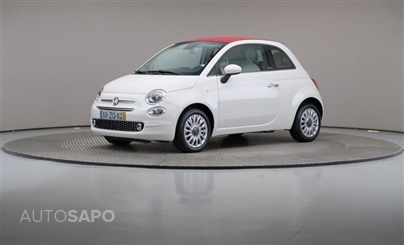 Fiat 500C 1.2 Lounge Dualogic