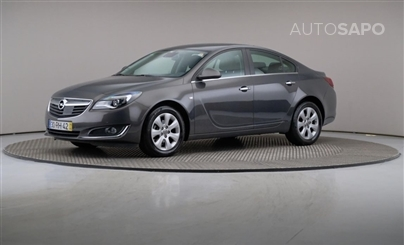 Opel Insignia 1.6 CDTi Executive Active-Select