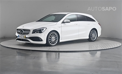 Mercedes-Benz Classe CLA Shooting Brake 200 d AMG Aut.