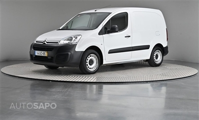 Citroen Berlingo Van 1.6 BlueHDi L1