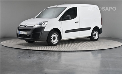 Citroen Berlingo 1.6 BlueHDi L1 Club