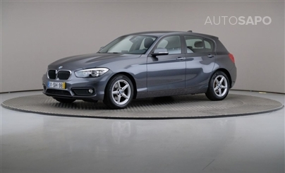 BMW Série 1 116 d EfficientDynamics Advantage