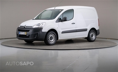 Citroen Berlingo 1.6 BlueHDi L1 Club 3L
