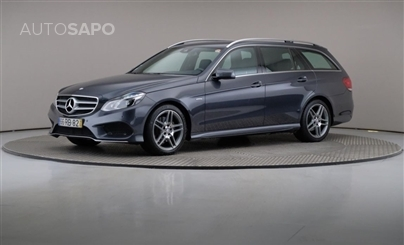 Mercedes-Benz Classe E Station 250 BlueTEC Avantgarde Auto.