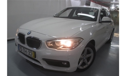 BMW Série 1 116 d EDynamics Advantage, 116 d EfficientDynamics Advantage