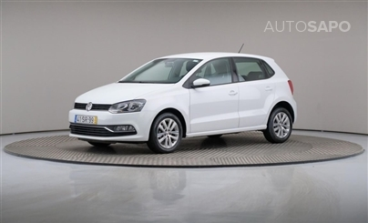 Volkswagen Polo 1.4 TDi Connect