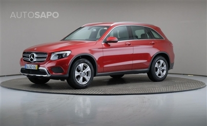 Mercedes-Benz Classe GLC GLC 250 d Exclusive 4-Matic