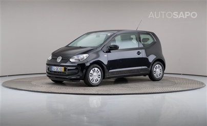 Volkswagen Up Up 1.0 BlueMotion Move, 1.0 BlueMotion Move Up!