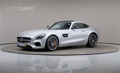 Mercedes-Benz AMG GT S, AMG GT S