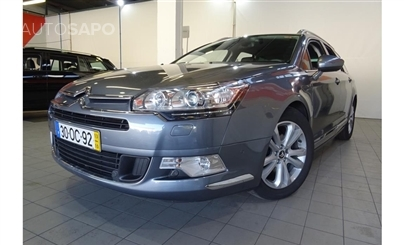 Citroen C5 T.2.0 HDi Exclusive Aut.163g