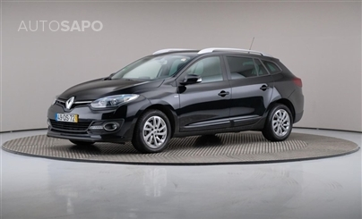 Renault Mégane ST 1.5 dCi Limited SS